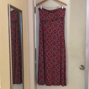 Multi way maxi skirt/ dress